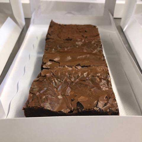 Modo Mio Naked: Gluten Free Kitchen - 3 Brownies in a box