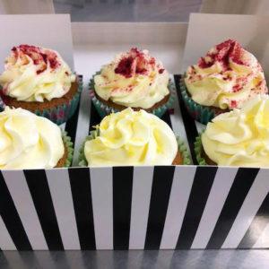 Modo Mio Naked: Gluten Free Kitchen - Quinoa Cupcakes