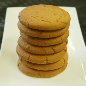 Modo Mio Naked: Gluten Free Kitchen - Gingernut Cookies
